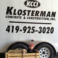 Klosterman Concrete and Construction