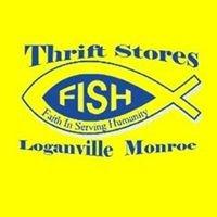 FISH Thrift Stores Monroe & Loganville