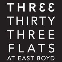 Three Thirty Three Flats