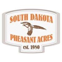South Dakota Pheasant Acres