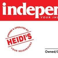 Heidi's Independent Grocer