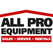 All Pro Equipment & Rental