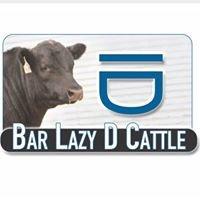 Bar Lazy D Cattle