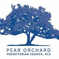 Pear Orchard Presbyterian Church
