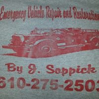 Emergency Vehicle Repair by J. Soppick