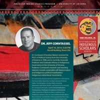 Vine Deloria Jr. Indigenous Scholars Lecture Series