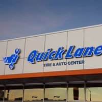 Quick Lane at Cowles Parkway Ford