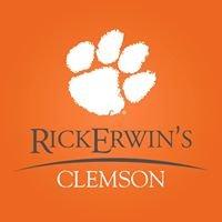 Rick Erwin's Clemson