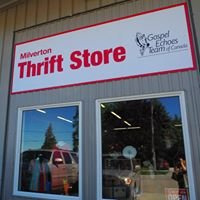 New To You MCC Thrift Shop Milverton