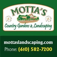 Motta's Country Gardens and Landscaping
