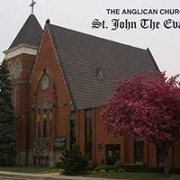 St. John the Evangelist, Leamington