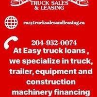 Easy  Truck & Trailer sales & leasing