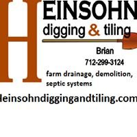 Heinsohn Digging and Tiling