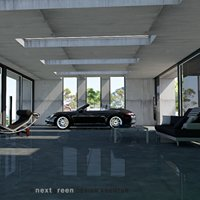 Car living room