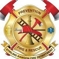 Stirling Rawdon Fire Department