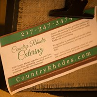 Country Rhodes Fundraising & Catering