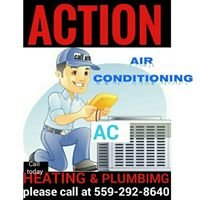 Action Air Conditioning, Heating and Plumbing