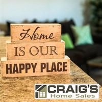 Craig's Home Sales