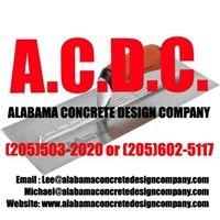 Alabama Concrete Design Company