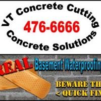VT Concrete Cutting & Concrete Solutions