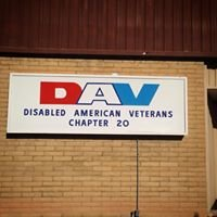 Disabled American Veterans Chapter #20
