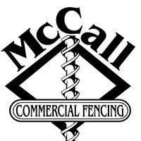 McCall Commercial Fencing, Inc.