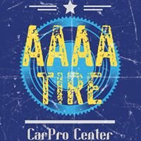 AAAA TIRE-CarPro Center