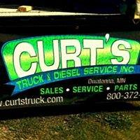Curt's Truck & Diesel Service, Inc.