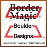 Border Magic & Boulder Designs by Hames Enterprises