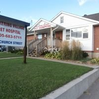 Pickering Village Pet Hospital- 41 Church Street South, Ajax
