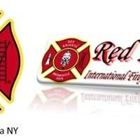 Red Knights MotorCycle Club Ny 45