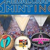 Medalcraft Mint Race Medals