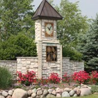 Lakes of the Four Seasons Homes by Dan Sisk