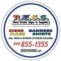 RESS Real Estate Signs & Supplies