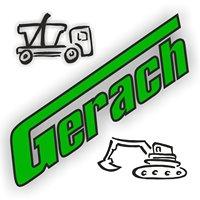 Gerach Container GmbH Baumaschinen