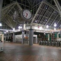 Forest Hills Orange Line Station