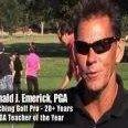 Donald Emerick PGA Golf Professional