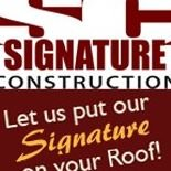 S.C. Signature Construction & Roofing