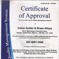 Indian Solder & Braze Alloys