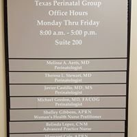 Texas Perinatal Group