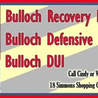Bulloch Recovery Resources