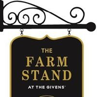 The FARM STAND at The Givens'