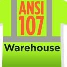 ANSI 107 Warehouse