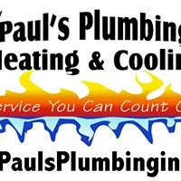 Anytime w/ Paul's Plumbing, Heating & Cooling