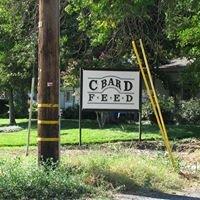 C Bar D Feed