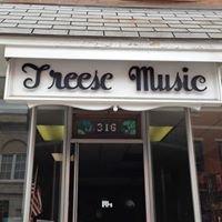 Treese's Music Store
