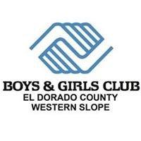 Boys & Girls Club El Dorado County Western Slope