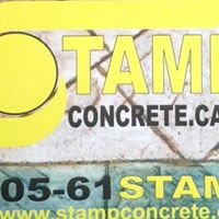 Stamp Concrete