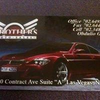 Brothers Auto Sale