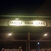 Pamadoo's family hair care